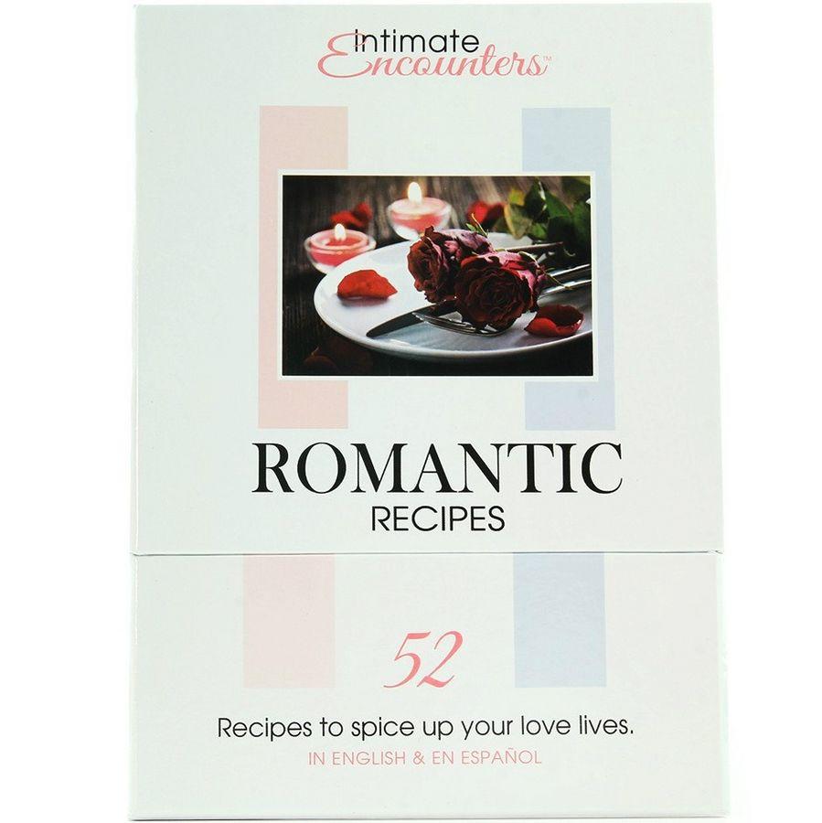 52 Recetas Románticas y Afrodisiacas Kheper Games - LOVERSpack