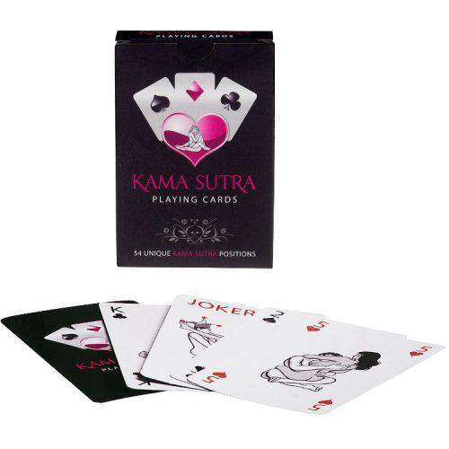 Juego 54 Cartas Posturas Kamasutra Tease & Please - LOVERSpack