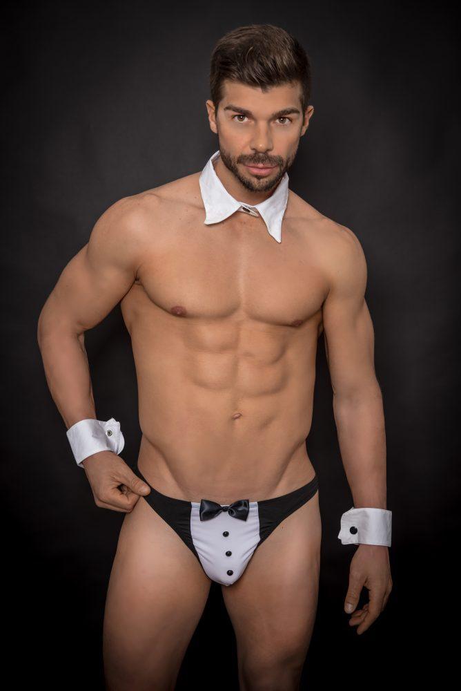 Disfraz Erótico Camarero - LOVERSpack