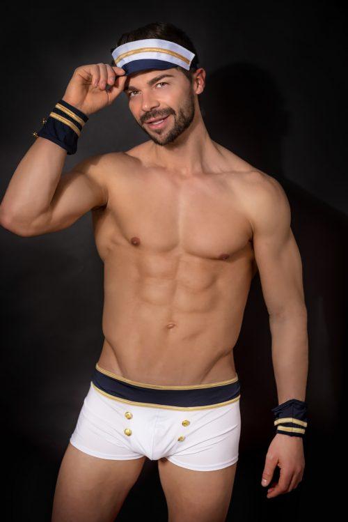 Disfraz erótico marinero - LOVERSpack