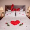 Decoración habitación romántica LOVERSpack