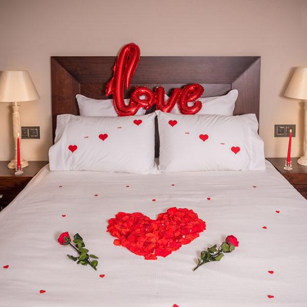 Decoración Habitación Romántica Pack Te Quiero De Loverspack