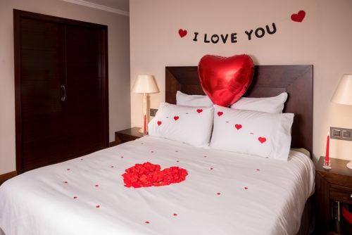 Decorar habitación romántica