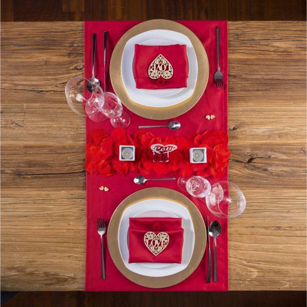 Romantic Pack Eros Rojo