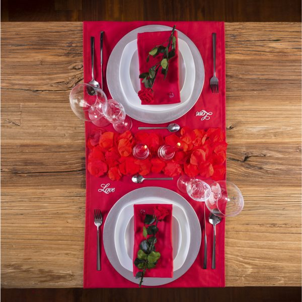 Romantic Pack Hathor Rojo
