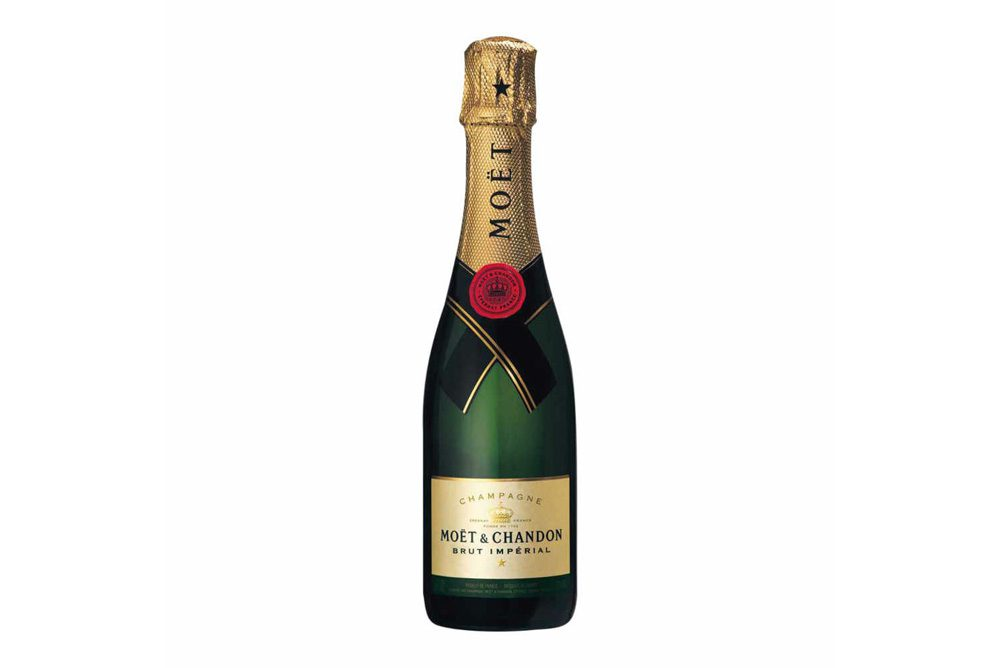 Botella Champagne Moët & Chandon 37,5 cl. - LOVERSpack