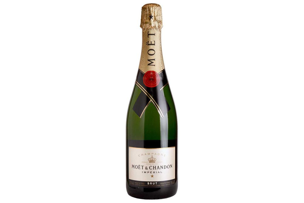 Botella Champagne Moët & Chandon 75 cl. - LOVERSpack