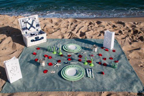 Pack picnic playa - Poniente Outdoor Pack - Loverspack