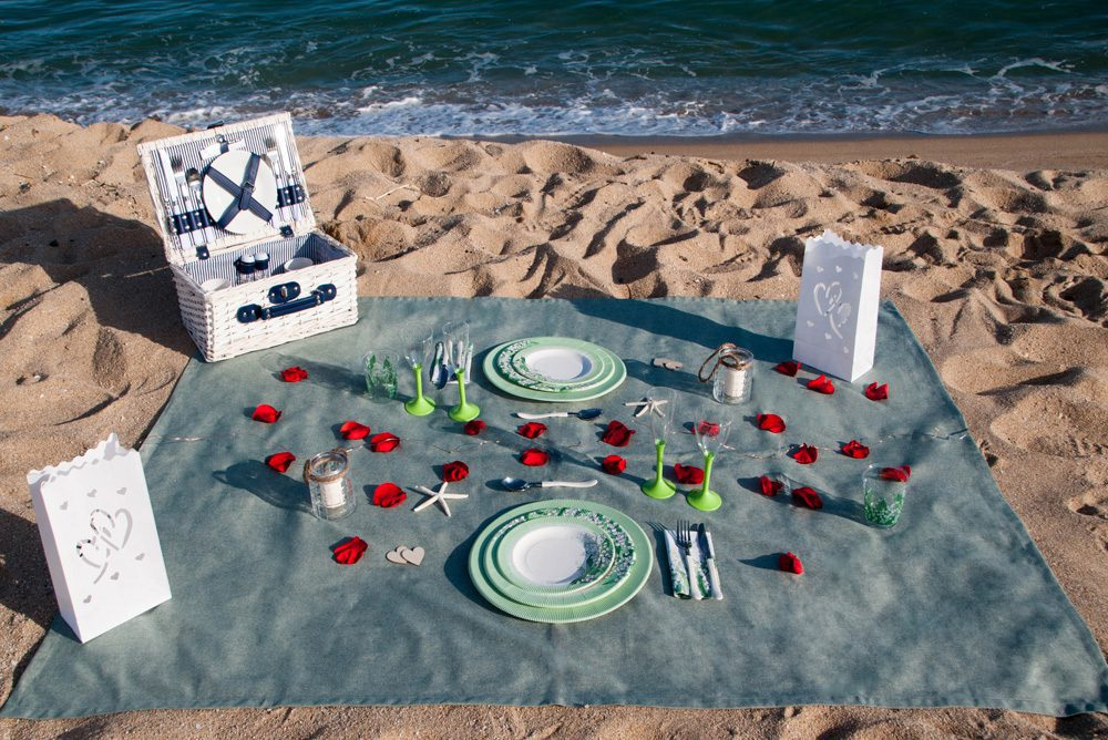 Pack picnic playa - Poniente Outdoor Pack - Loverspack