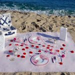 Pack picnic romántico playa - Outdoor Pack Levante