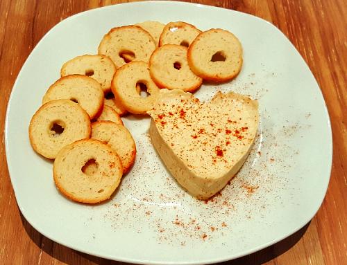 Hummus con Tostaditas