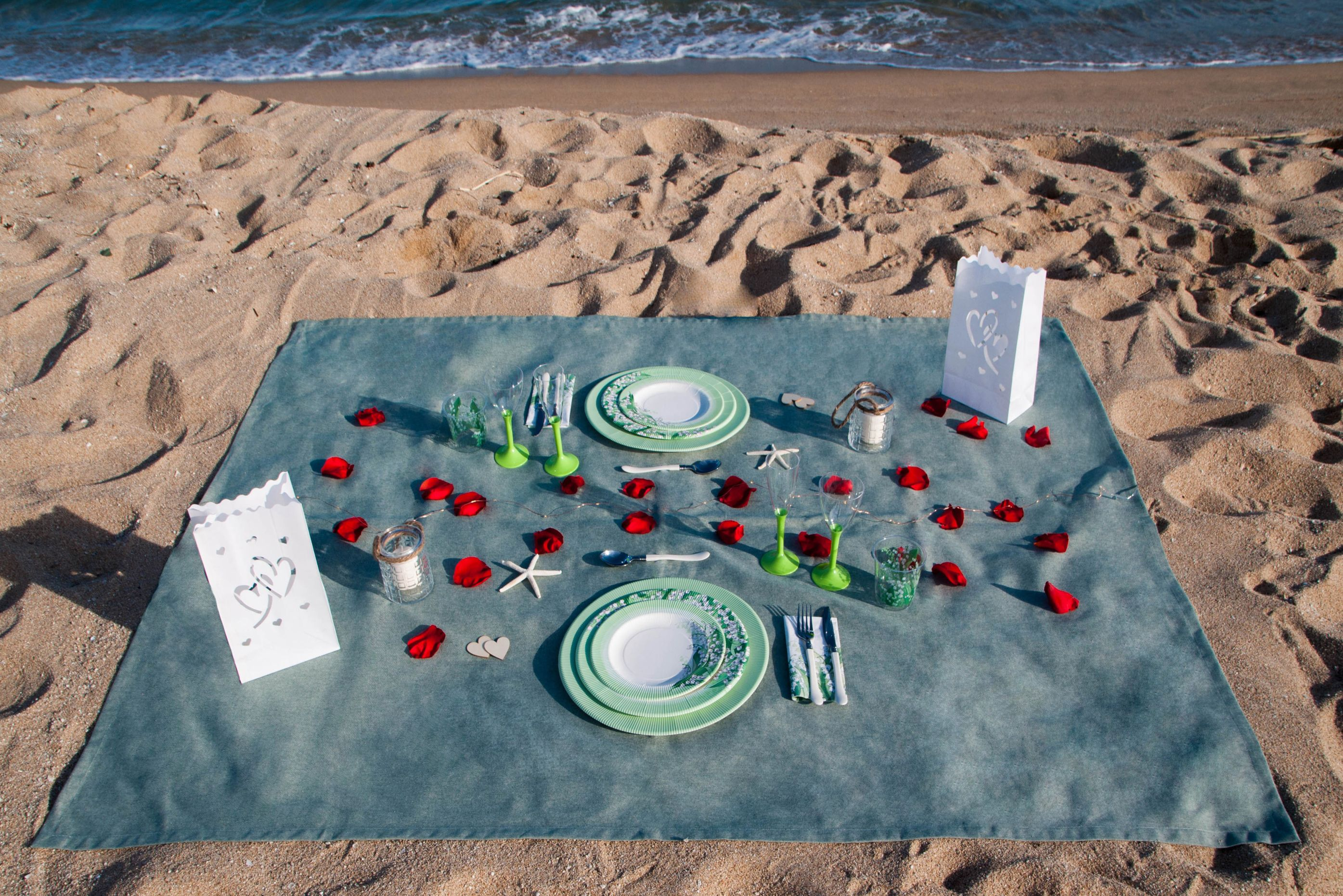 Picnic Romántico -Siroco Outdoor Pack - Loverspack