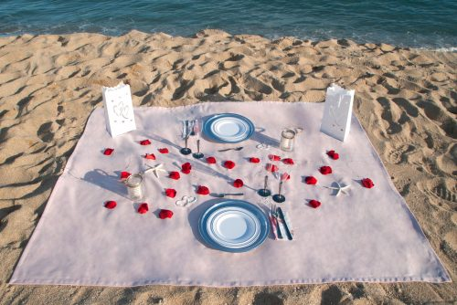 Picnic Romántico Playa - Vendaval Outdoor Pack - Loverspack