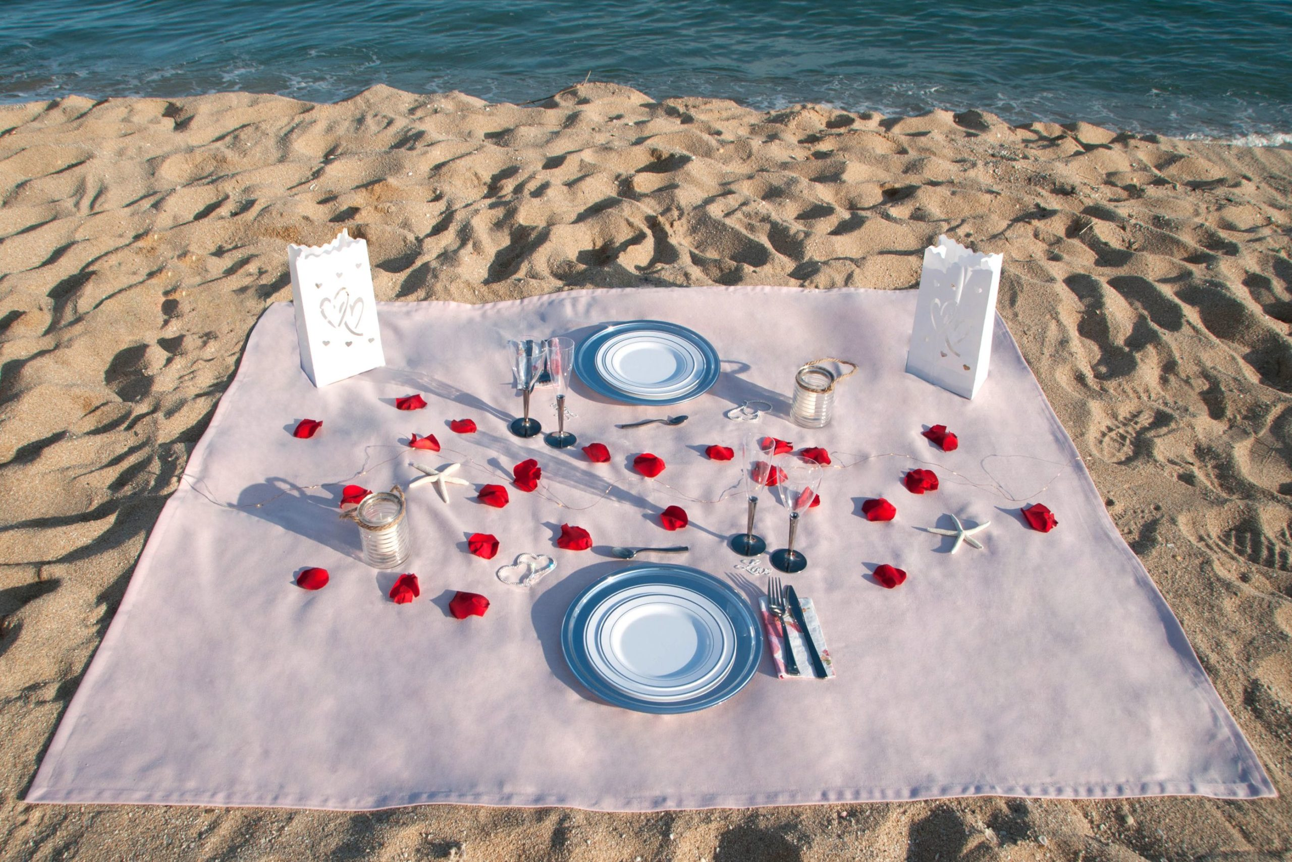Picnic Romántico Playa - Vendaval Outdoor Pack - Loverspack