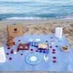 Picnic Romántico Playa- Calima Outdoor Pack - Loverspack