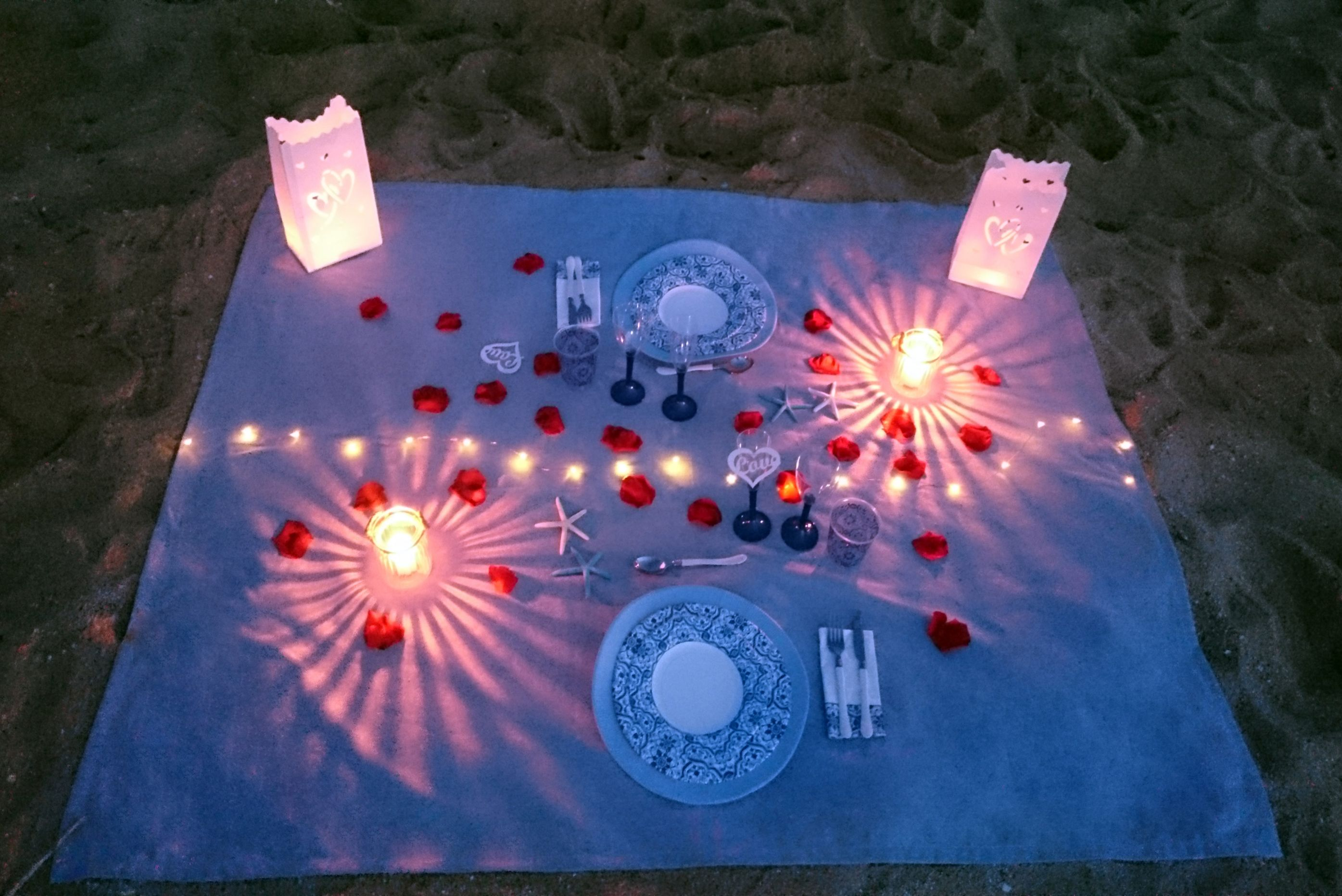 Picnic Romántico -Calima Outdoor Pack - Loverspack