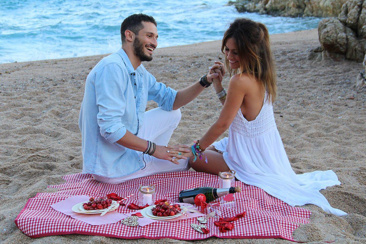 Cómo darle un aire romántico a tus vacaciones