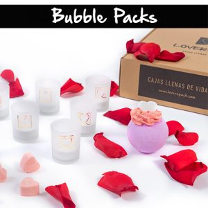 BUBBLES PACKS - LOVERSpack
