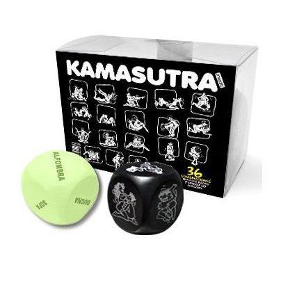 Juegos eróticos parejas, dados posturas Kamasutra - LOVERSpack
