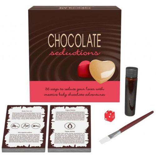 Juego Erótico Mesa Chocolate Seductions - Kheper Games - LOVERSpack