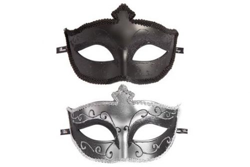 Pack de dos máscaras - Fifty Shades of Grey - LOVERSpack