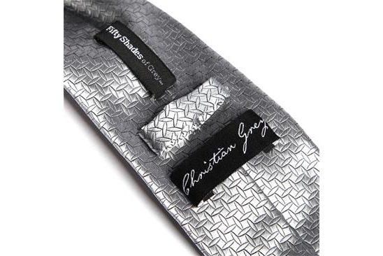 Corbata Oficial Christian Grey - 50 Sombras de Grey - LOVERSpack
