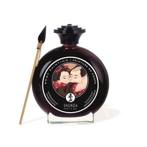 Pintura Comestible Sabor Chocolate - Shunga - LOVERSpack