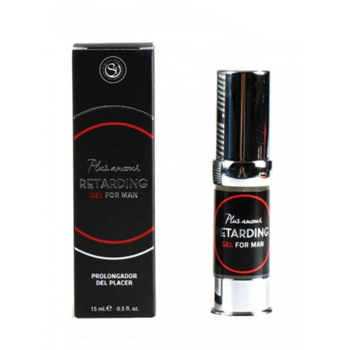 GEL PROLONGADOR DEL PLACER MASCULIINO DE SECRET PLAY - LOVERSpack