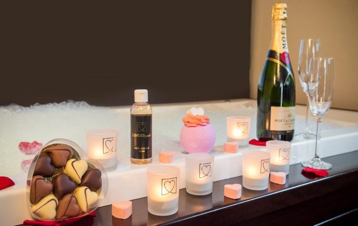 Cómo preparar un baño romántico perfecto