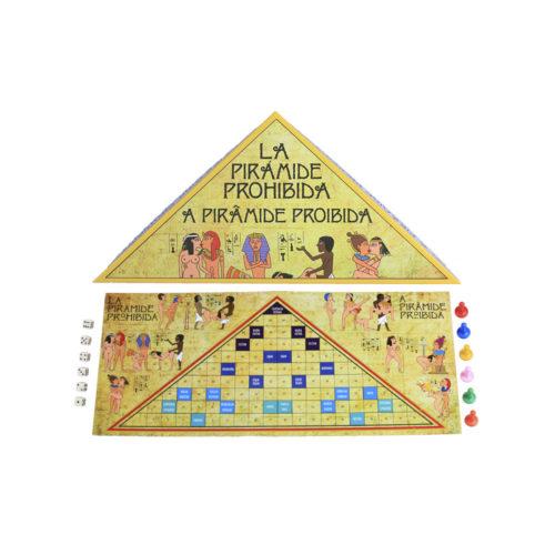 JUEGO ADULTOS LA PIRAMIDE PROHIBIDA - SECRET PLAY- LOVERSpack