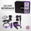 KIT BONDAGE 8 PIEZAS BY SECRET PLAY - LOVERSpack