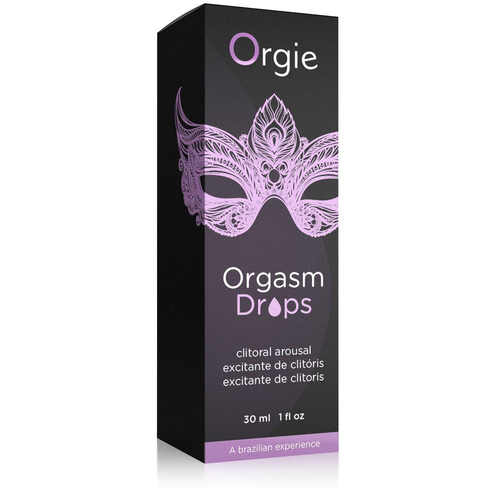 Gel Estimulador Orgásmico Clítoris Orgasm Drops Clitoral By Orgie - LOVERSpack