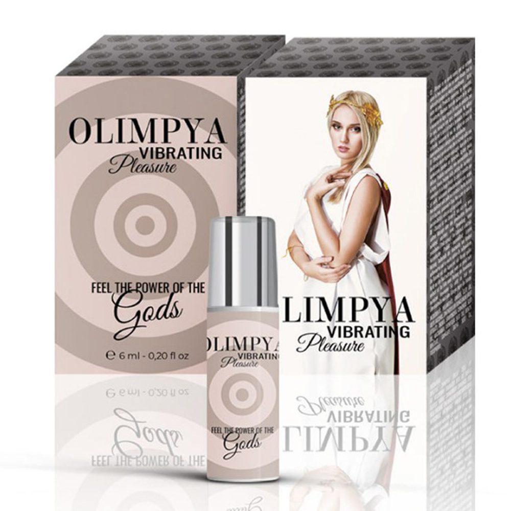 OLIMPYA VIBRATING PLEASURE POTENTE ESTIMULANTE GODDESS - LOVERSpack