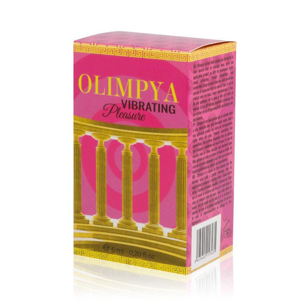 OLIMPYA VIBRATING PLEASURE POTENTE ESTIMULANTE POWER - LOVERSpack