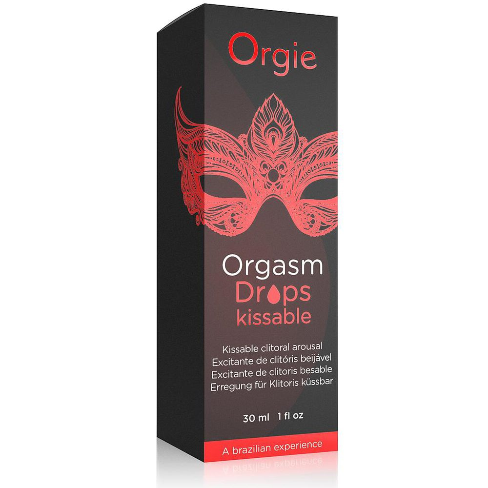 Orgasm Drops Kissable by Orgie