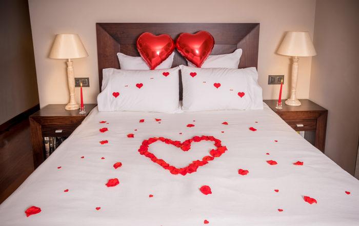 Ideas para un fin de semana romántico de hotel