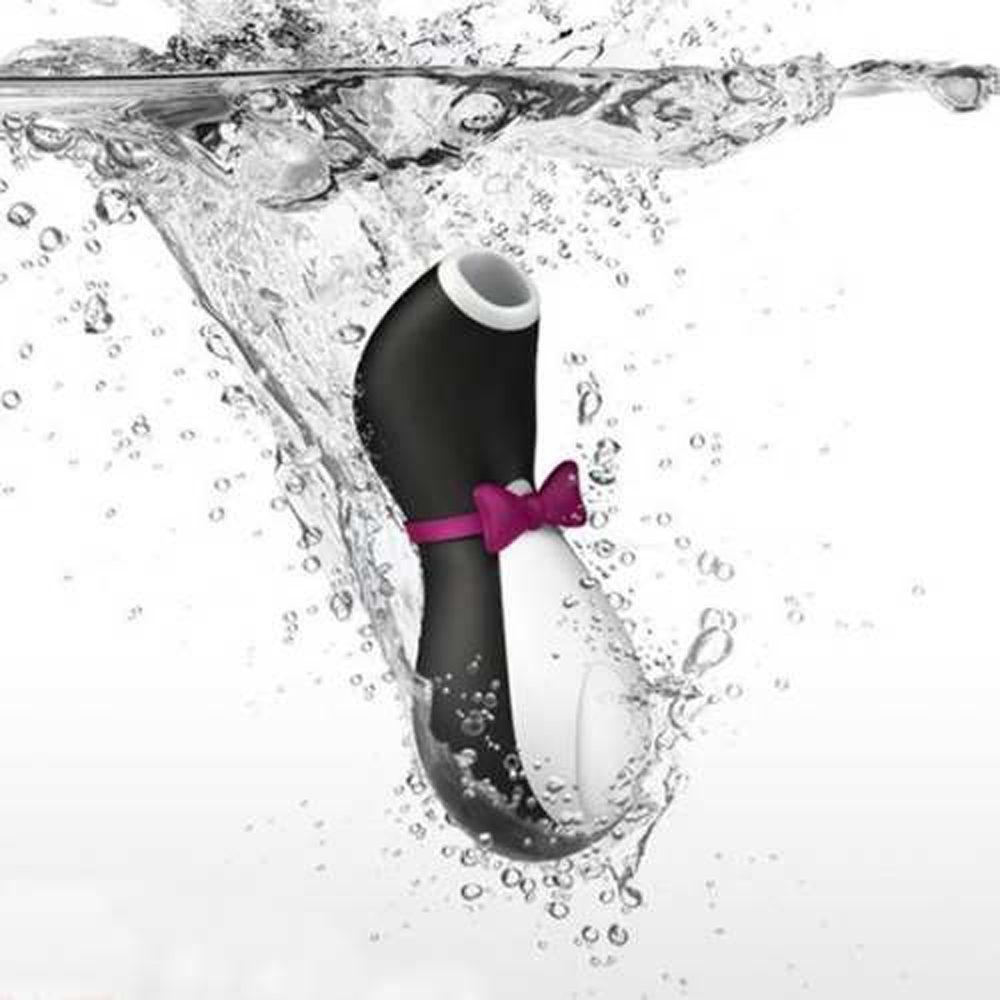 Succionador Clítoris Satisfyer Pro Penguin Next Generation La Revolución Sexual Femenina - LOVERSpack
