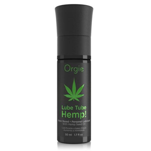 Es un excepcional lubricante con base agua y semillas de cañamo especialmente creado para ofrecer un sexo sin molestias.
