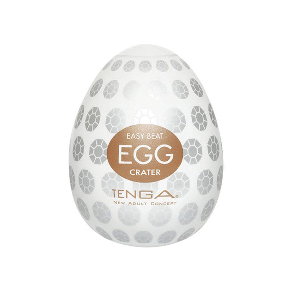 Huevo para masturbación masculina adaptable a todos los penes