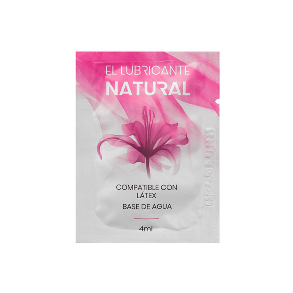 Lubricante natural pensado para aquellos que buscan más comodidad, ya que su fórmula ofrece una gran lubricación haciendo el sexo más placentero e intenso.