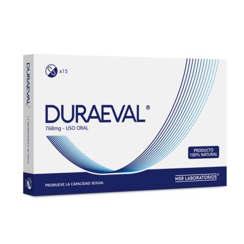 DURAEVAL® es el potenciador sexual número 1 para la mayoría de hombres que tienen algún tipo de problema o disfunción eréctil, garantizado.